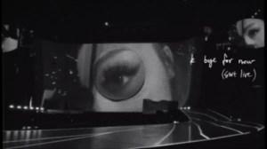 Ariana Grande - be alright (live)